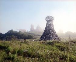 Мировые арт-парки с русским искусством
