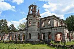 Украинцы против исторического наследия. Как уничтожают дворцы и парки