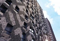Фасады ЖК в Мякининской пойме