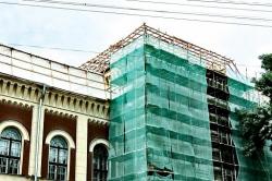 Шатер на крыше дома на Восстания: реставрация или реконструкция?
