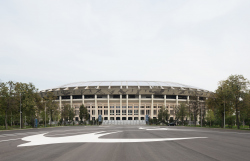 Refurbishment of Luzhniki Stadium