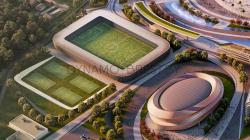 «Динамо-Брест» рассказало о том, каким будет стадион имени шейха