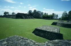"""""""Дар богов"""": В Мексике благодаря землетрясению открыли древний храм ацтеков"""