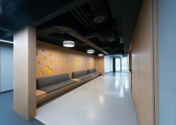 В Москве открылся инновационный хаб компании SAP, интерьеры которого оформили UNK project