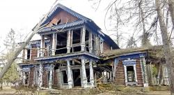 В Новой Москве обрушился объект культурного наследия