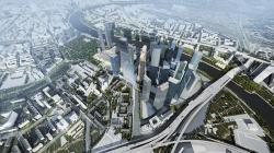 Многофункциональный высотный жилой комплекс в ММДЦ «Москва Сити»