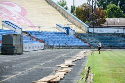 """Стадион """"Динамо"""" в Ставрополе: от величия до разрухи"""