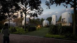 В Нидерландах появится район с 3D-домами