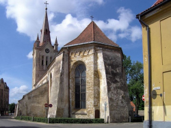 Церковь Св. Яниса в Цесисе отреставрируют за 2 млн евро