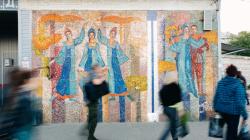 Советский след. Где в Воронеже сохранились мозаики эпохи СССР