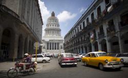 Россия потратит на восстановление купола Капитолия в Гаване ₽642 млн