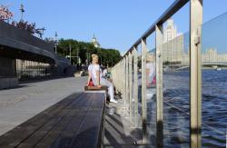 Владимир Плоткин: «Мы хотели привести парк к реке»