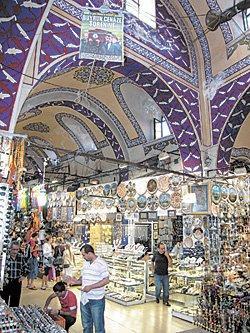 Из Стамбула в Константинополь и обратно