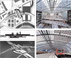 Вокзал как символ объединенной Европы
