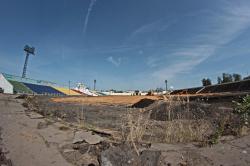 Археологи и строители перевернули «Химик» вверх тормашками: каким станет главный стадион после реконструкции