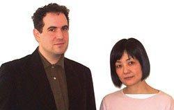 Джесси Рейзер и Нанако Умэмото