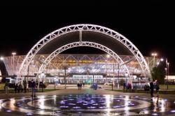 Ажурное колесо или салют Победы: на что похожа «Волгоград Арена»?