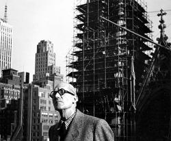 Путевые заметки Ле Корбюзье из Нью-Йорка опубликованы на русском языке