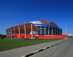 Ice Sports Palace at Khodynskoye Pole