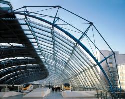 Международный терминал Ватерлоо
