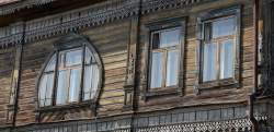 Дача купца Кричевцева — эклектика с элементами модерна
