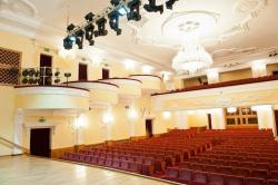 История концертного зала Хабаровской краевой филармонии
