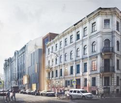 Концепция расширения Литературно-мемориального музея Ф.М. Достоевского