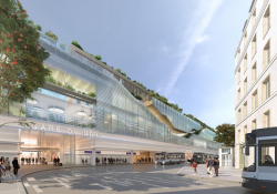 Северный вокзал – расширение и реконструкция