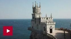 В Крыму приступают к реставрации замка «Ласточкино гнездо»