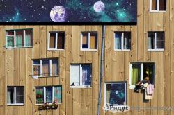 Россиян начали переселять в деревянные дома