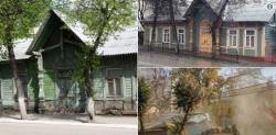 В Калуге снесли деревянный дом начала XX века
