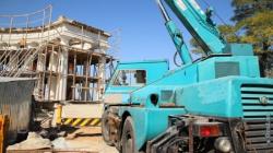 В Одессе продолжается реставрация колоннады Воронцовского дворца
