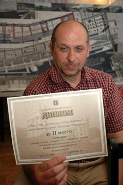 В Волгограде выбрали лучший проект застройки набережной