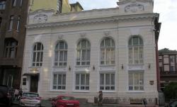 Одесский Дворец бракосочетаний, спустя год после ремонта, снова в трещинах