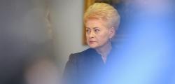 Грибаускайте на метро не поедет: почему президент Литвы против строительства подземки?