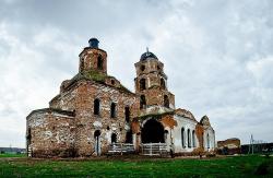 Почему православные храмы под Челябинском до сих пор лежат в руинах
