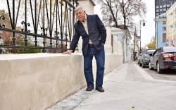 Старинная ограда усадьбы Гагариных-Тютчевых обрела былую красоту