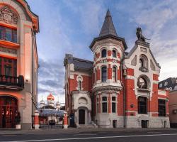 Лев и орлы вернулись на Остоженку: завершена реставрация особняка Кекушевой