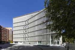 Штаб-квартира фармацевтической компании, построенная Architects of invention, номинирована на премию Миса ван дер Роэ
