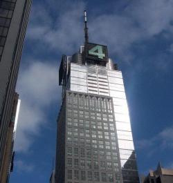 Башня Conde Nast (1996-1999) в Нью-Йорке