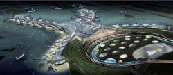 Терминал Мидфилд аэропорта Абу-Даби