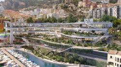 Studio Fuksas реконструирует приморский район в Монако