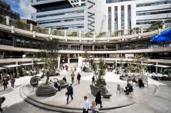 Реконструкция общественных пространств комплекса «Бродгейт»