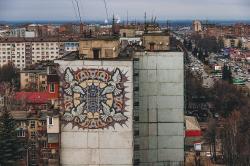 Советская мозаика на Кавказе