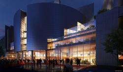 Опера Бастилии – реконструкция
