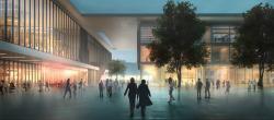 Архитектурно-градостроительная концепция ИТМО Хайпарк