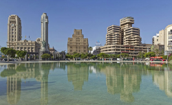 Площадь Испании – реконструкция