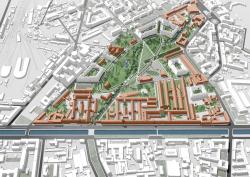Концепция развития территории завода «Красный треугольник»