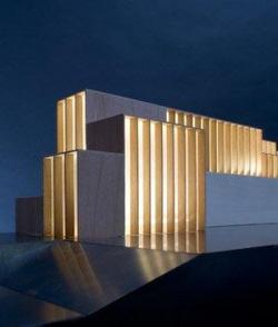 Концертный зал «Шеффилд Фестивэл Сентр» (Шеффилд, Великобритания). Проект. 2007