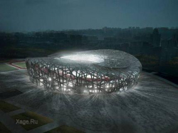 Пекин-2008. Гнездовье Олимпиады